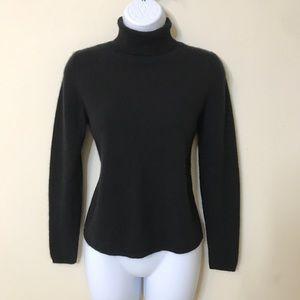 Valerie Stevens Cashmere Turtleneck Sweater SP